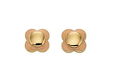 Orla Kiely Daisy Chain Flower Stud Earrings Cream - Stevens Jewellers Letterkenny Donegal