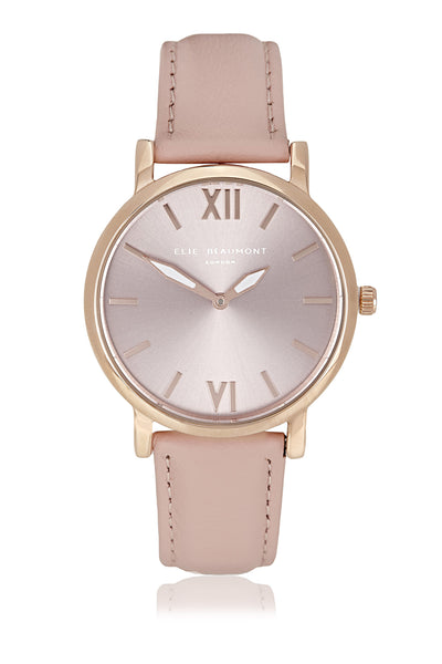 Elie Beaumont Kew Pink Ladies Watch - Stevens Jewellers Letterkenny Donegal