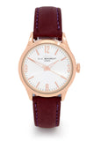 Elie Beaumont Bayswater Plum Ladies Watch - Stevens Jewellers Letterkenny Donegal