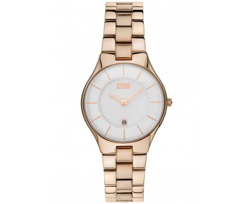 STORM Slim-X Rose Gold - Stevens Jewellers Letterkenny Donegal