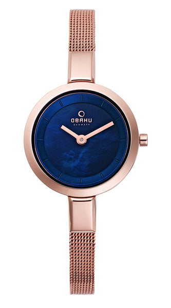 Obaku Siv Azure Women's Wristwatch