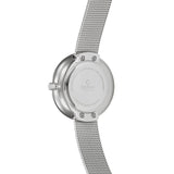Obaku Blik Steel Women's Wristwatch