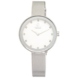 Obaku Blik Steel Women's Wristwatch - Stevens Jewellers Letterkenny Donegal
