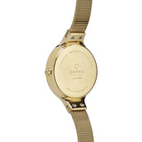 Obaku Sky Gold Women's Wristwatch - Stevens Jewellers Letterkenny Donegal