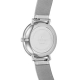 Obaku Flod Steel Men's Wristwatch - Stevens Jewellers Letterkenny Donegal