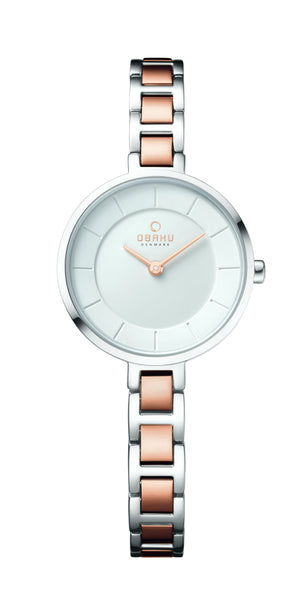 Obaku Vind Peach Women's Wristwatch