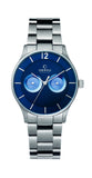 Obaku Luft Denim Men's Wristwatch - Stevens Jewellers Letterkenny Donegal