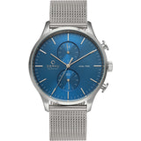 Obaku Men's Sunray Blue Wristwatch - Stevens Jewellers Letterkenny Donegal