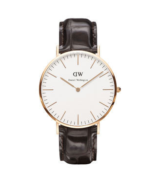 Daniel Wellington York 40mm - Stevens Jewellers Letterkenny Donegal