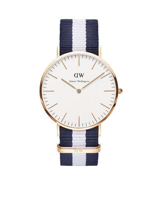 Daniel Wellington Glasgow 40mm - Stevens Jewellers Letterkenny Donegal