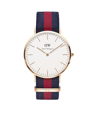 Daniel Wellington Oxford 40mm - Stevens Jewellers Letterkenny Donegal