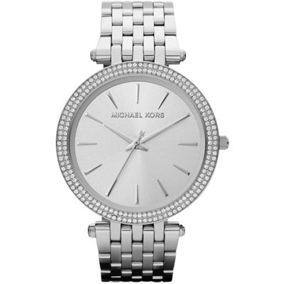 Michael Kors Darci Silver Ladies Watch - Stevens Jewellers Letterkenny Donegal