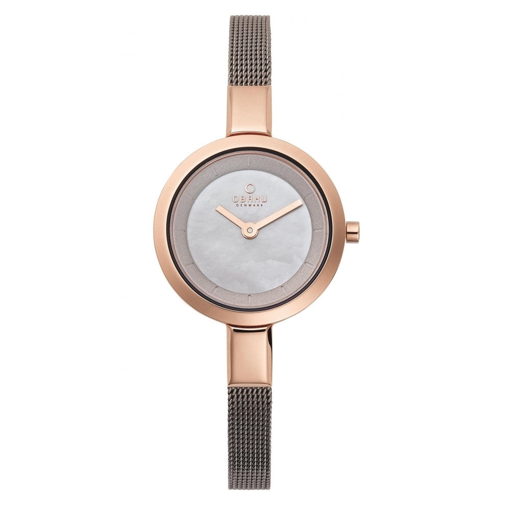 Obaku Siv Granite Women's Wristwatch - Stevens Jewellers Letterkenny Donegal