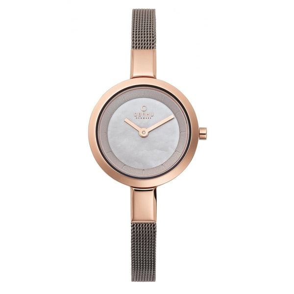 Obaku Siv Granite Women's Wristwatch