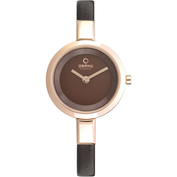 Obaku Siv Hazel Women's Wristwatch