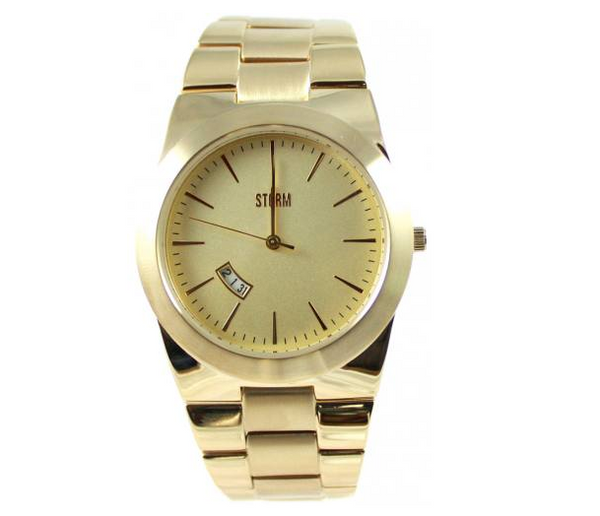 STORM LADIES WATCH TUSCANY - GOLD - Stevens Jewellers Letterkenny Donegal