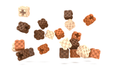 Lini cube Shades of Brown drop image