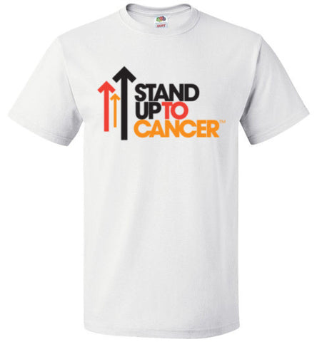 Stand Up To Cancer FOL Classic Unisex T-Shirt - Zacaca Shop USA - 1