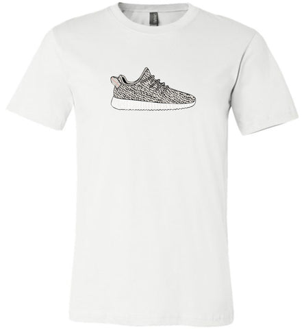 Yeezy Boost 350 Canvas Unisex T-Shirt