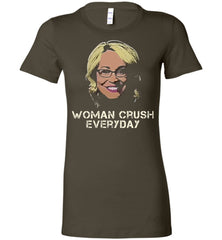 Drake Doris Burke - Woman Crush Everyday Bella Ladies Favorite Tee Shirt