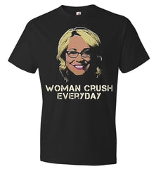 Drake Doris Burke - Woman Crush Everyday Anvil Fashion T-Shirt