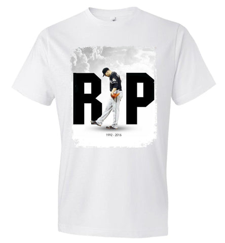 Rip Jose Fernandez Anvil Fashion T-Shirt