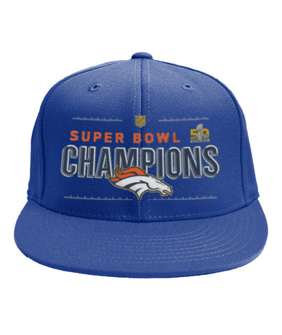 Broncos Super Bowl  6-panel classic snapback - Zacaca Shop USA - 1