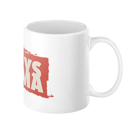 90 Days To MOMA Coffee Mug  Zacaca Shop USA