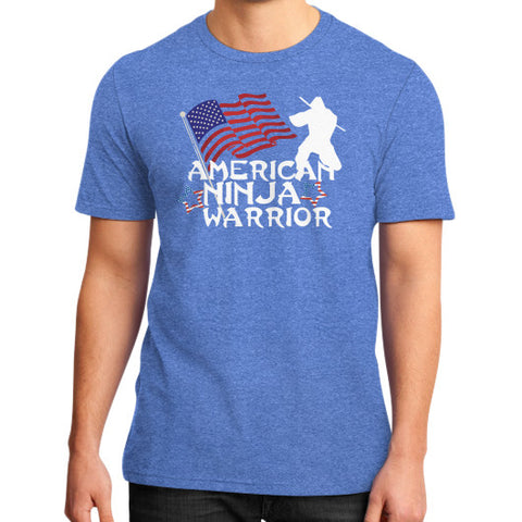 American Ninja Warrior Don't make me give you back to the hood Shirt - Zacaca Shop USA - 2
