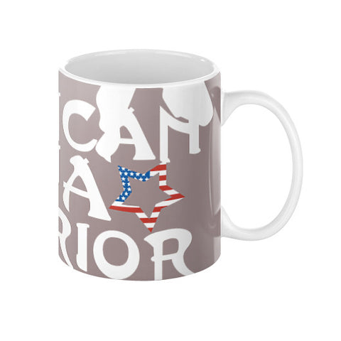 American Ninja Warrior Mug - Zacaca Shop USA - 1