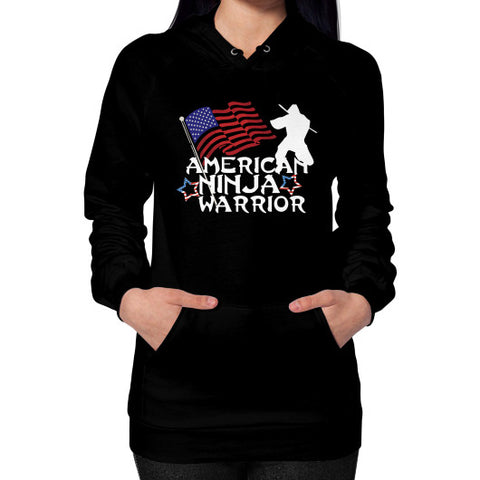 American Ninja Warrior (on woman) Shirt - Zacaca Shop USA - 1