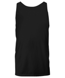 Back The Blue Unisex Tank Top - Zacaca Shop USA - 2