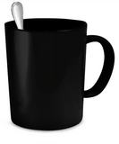 BACK THE BLUE MUG - 11oz - 15oz - Zacaca Shop USA - 2