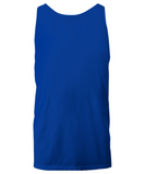 Back The Blue Unisex Tank Top - Zacaca Shop USA - 6