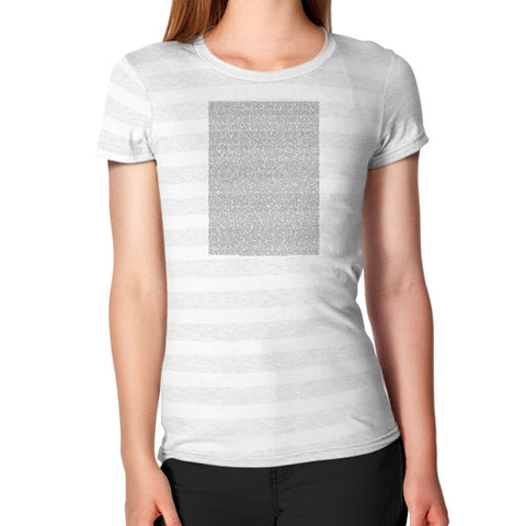 Bee Movie Script Women's T-Shirt - Zacaca Shop USA - 2