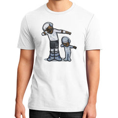 Cam Newton DAB Son - Dap On EM District T-Shirt (on man)