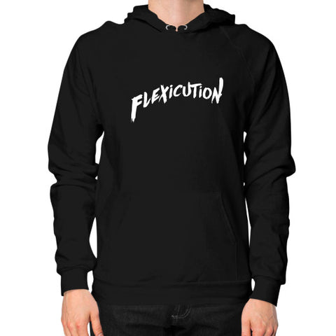 Flexicution Hoodie (on man) Shirt - Zacaca Shop USA - 1