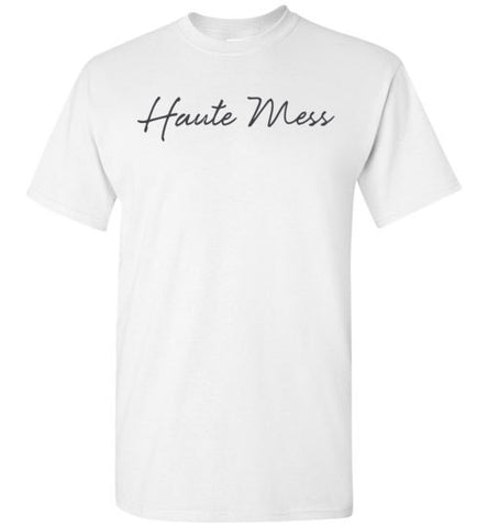 Haute Mess Gildan Short-Sleeve T-Shirt - Zacaca Shop USA - 1