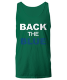 Back The Blue Unisex Tank Top - Zacaca Shop USA - 15