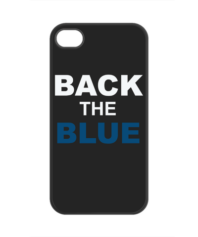 Back The Blue Phone Case - Zacaca Shop USA - 1