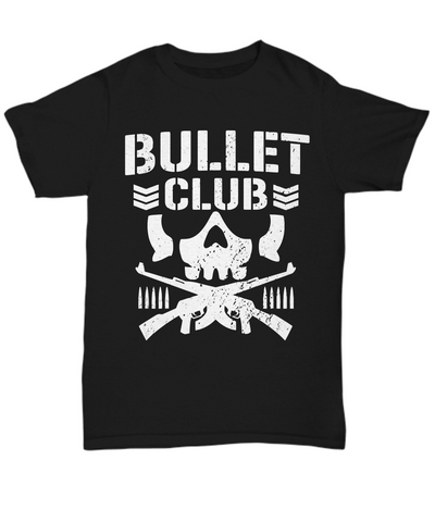 Bullet Club Shirt - Zacaca Shop USA - 1