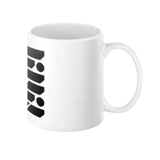 M_O_R_S_E Dark Variant Coffee Mug  Zacaca Shop USA