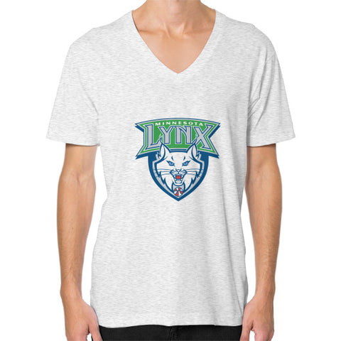 Minnesota Lynx V-Neck (on man) shirt - Zacaca Shop USA - 2