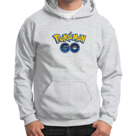Pokemon GO Gildan Hoodie (on man) Shirt - Zacaca Shop USA - 2