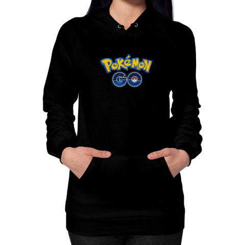 Pokemon GO Hoodie (on woman) Shirt - Zacaca Shop USA - 1