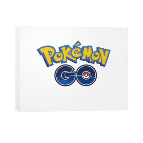 Pokemon GO Horizontal Canvas - Zacaca Shop USA - 1