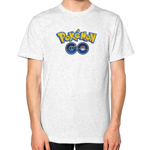 Pokemon GO Unisex T-Shirt (on man) - Zacaca Shop USA - 2