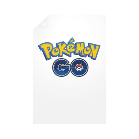 Pokemon GO Vertical Wall Decals - Zacaca Shop USA - 1