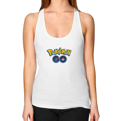 Pokemon GO Women's Racerback Tank Shirt - Zacaca Shop USA