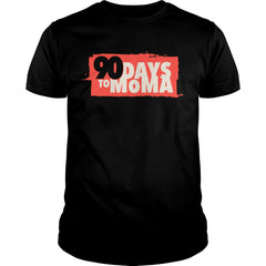 90 days to Moma